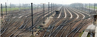 SNCF Réseau - voies de service