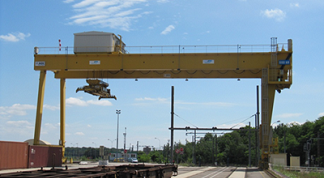 SNCF Réseau Chantier Transport